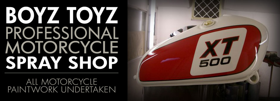 boyz toyz motorbike servicing in Benfleet