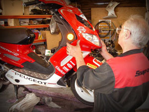 wickford motorbike servicing